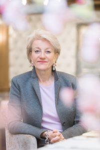 Brigitte Maria Gruber - Ehrenmitglied und Gründerin BPW Salzkammergut