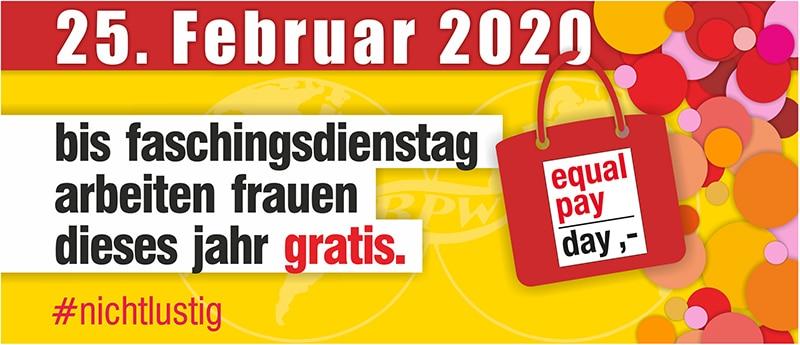 BPW Club Tirol - Equal Pay Day
