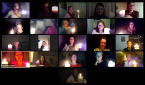 Kerzenlichtfeier November 2020
