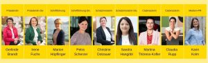 Vorstand BPW Salzkammergut