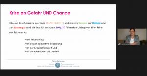 """Clubabend mit Petra Scherzer zum Thema """"Krisen und Bewältigungsstrategien"""""""