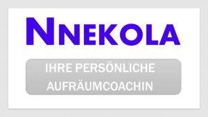 NNekola - Ihre persönliche Aufräumcoachin