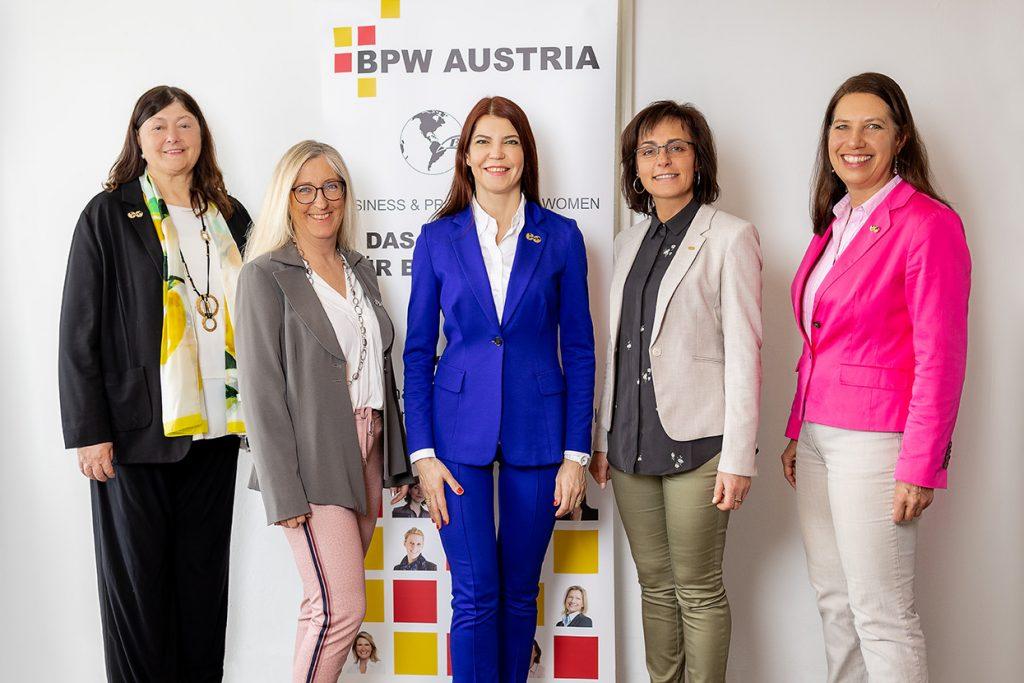 BPW Tirol Vorstand