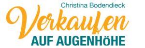 Christina Bodendieck - Akquise und Verkaufsmentorin